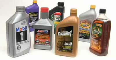 Synthetic Motor Oils